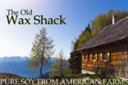 The Old Wax Shack - Soy Candles